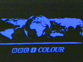 BBC1 globe from the early 70s (8K)